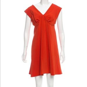 BALENCIAGA Sleeveless Silk Dress w/ Tags